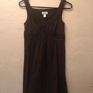 Loft small petite cotton dress